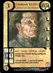 Umman Kudu Captain of the Guard