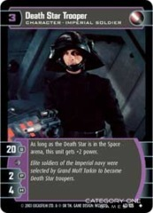 Death Star Trooper - Foil