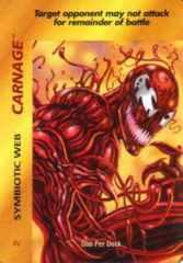Carnage Symbiotic Web (OPD)