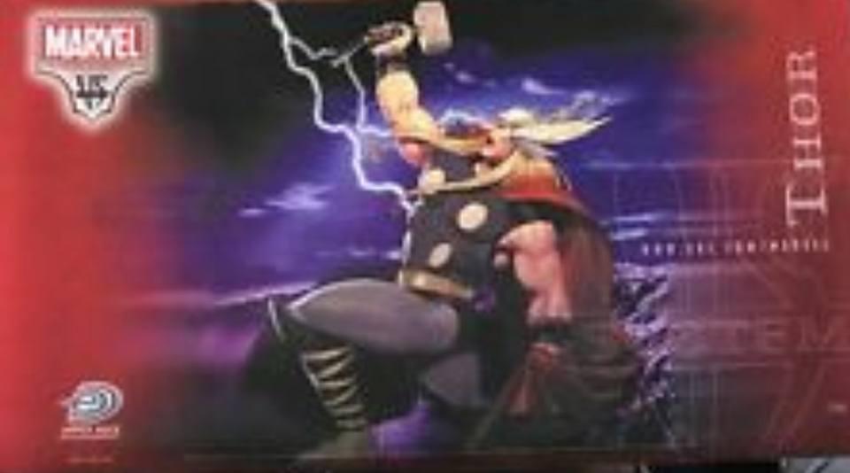 Playmat Thor