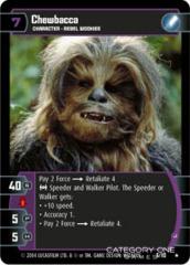 Chewbacca (J) - Foil
