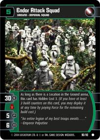 Endor Attack Squad