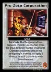 Pro Zeta Corporation