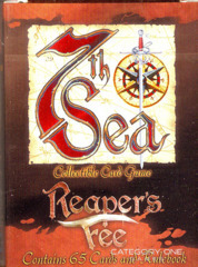 Reaper's Fee Vendel Merchant Marines Starter Deck