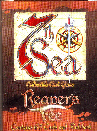 Reapers Fee Vendel Merchant Marines Starter Deck