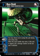 Buzz Droid - Foil