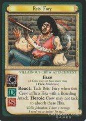 Reis' Fury
