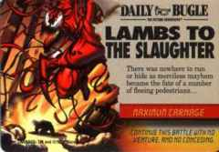 Mission: Event Maximum Carnage: Lambs to the Slaughter