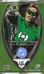 DC Green Lantern Core Booster Pack