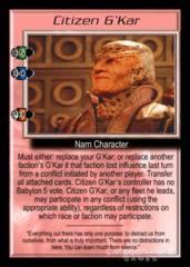 Citizen G'Kar