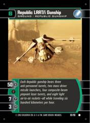 Republic LAAT/i Gunship