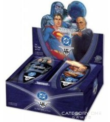 DC Superman Man of Steel Booster Pack