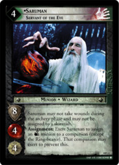 Saruman, Servant of the Eye (P)