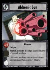Alchemic Gun