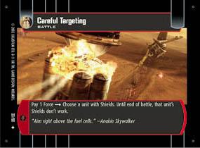 Careful Targeting