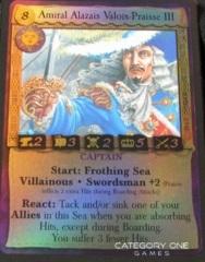 Admiral Alazis Valoix-Praisse III (Foil)