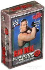 Survivor Series 2 Rob Van Dam Starter Deck