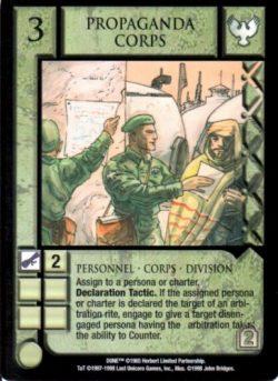 Propaganda Corps
