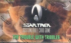The Trouble With Tribbles Booster Box