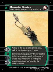 Geonosian Picadors - Foil