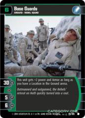 Base Guards - Foil