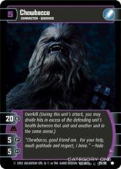 Chewbacca (L) - Foil