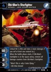 Obi-Wan's Starfighter (A) - Foil