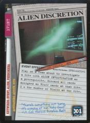 Alien Discretion