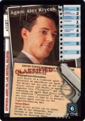 Agent Alex Krycek (XF96-0170v1)