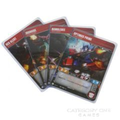 3.5x5 Topload Holder - Fits Transformers