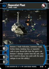 Separatist Fleet