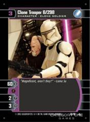 Clone Trooper 6/298 - Foil