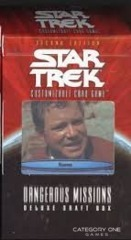 Dangerous Missions James T. Kirk Pack