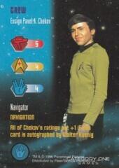 Ensign Pavel A. Chekov (GenCon version)