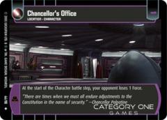 Chancellor's Office - Foil
