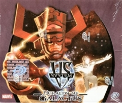 Marvel Heralds of Galactus Booster Box