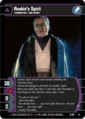 Anakin's Spirit (A)