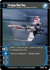X-wing Red Two