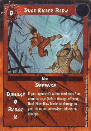 Duck Killer Blow