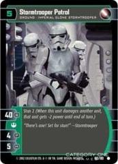 Stormtrooper Patrol - Foil