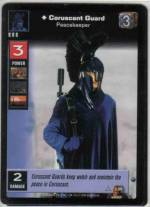 Coruscant Guard, Peacekeeper