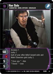Han Solo (K)
