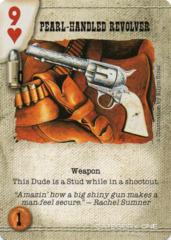 Pearl-Handled Revolver