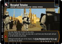 Occupied Tatooine - Foil