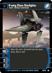 V-wing Clone Starfighter