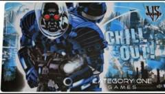 Playmat DCL Mr. Freeze