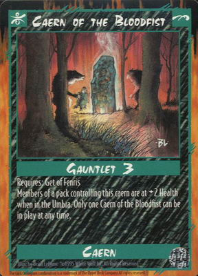 Caern of the Bloodfist