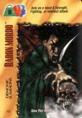 Baron Mordo Demonic Summons (OPD)