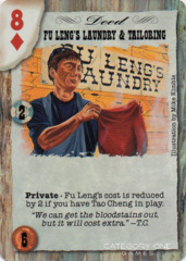 Fu Leng's Laundry & Tailoring