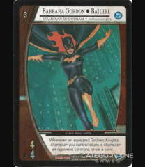 Barbara Gordon Batgirl, Guardian of Gotham (EA)